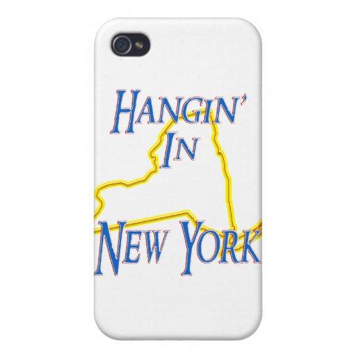 New York - Hangin' iPhone 4/4S Cases