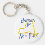 New York - Hangin' Keychains