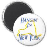 New York - Hangin' Magnets