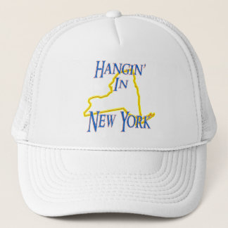 New York - Hangin' Trucker Hat