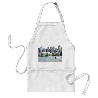 New York Harbor Adult Apron