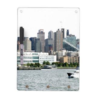 New York Harbor Dry Erase Board