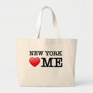 New York Heart ME Large Tote Bag