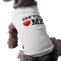 New York heart me T-Shirt