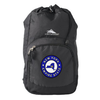 New York High Sierra Backpack