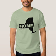 New York Home Away From Home Tees T's T-Shirts