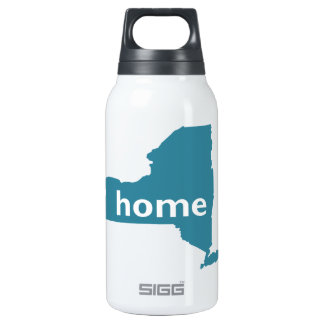 New York Home Insulated Water Bottle