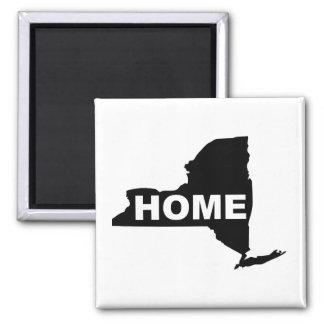 New York Home Magnet Fridge Refrigerator State