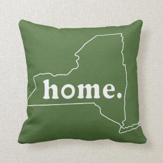 New York Home Pillow