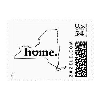 New York Home Postage