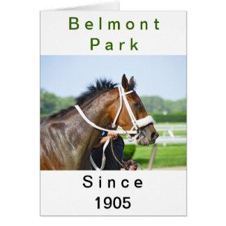 New York Horse Racing Card
