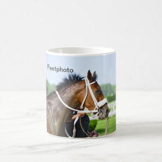 New York Horse Racing Coffee Mug