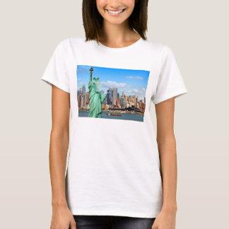 nEW YORK HORSE T-shirt (LADY (large)