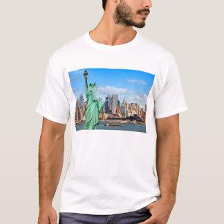 New york HORSE T-shirt MR. (large)