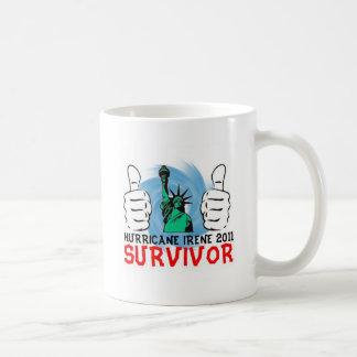 New York Hurricane Irene 2011 Survivor Mug