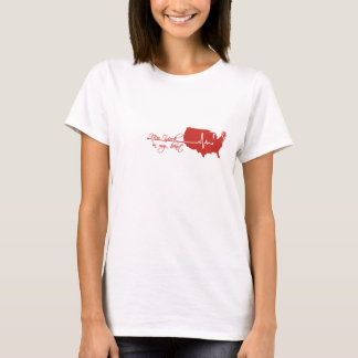 New York in my heart T-Shirt