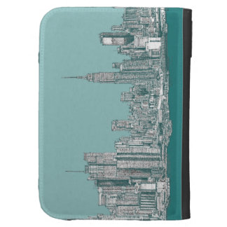 New York ink drawings Case For The Kindle
