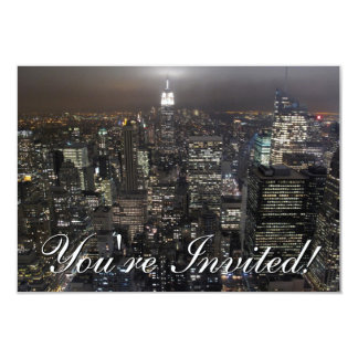 New York Invitations Personalized New York RSVP