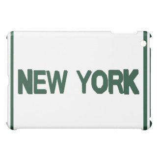 New York iPad Case