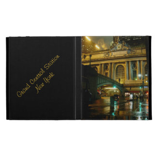 New York iPad Case Grand Central Personalized Case