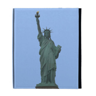 New York iPad Case Personalized Statue of Liberty