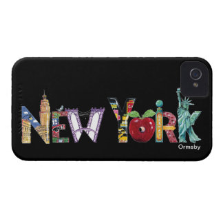 New York-iPhone 4/5 case