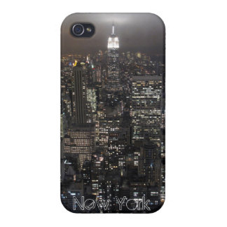 New York iPhone 4 Case Empire State NY City Case