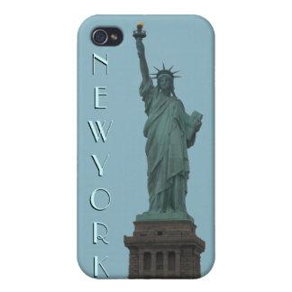 New York iPhone 4 Case Statue of Liberty Souvenir