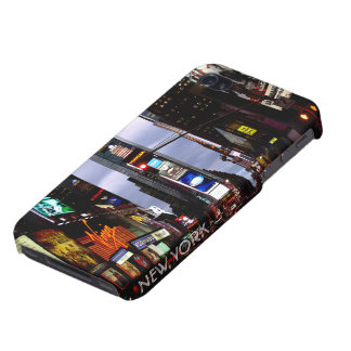 New York iPhone 4 Case Times Square Souvenir Case