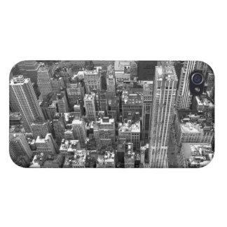 New York iPhone 4 Cityscape New York Souvenir Case