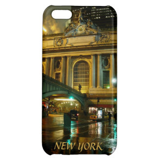 New York iPhone 5C Case Grand Central Souvenir