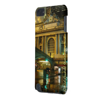 New York iPod Touch Case Grand Central NYC Case