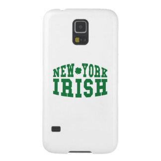 New York Irish Case For Galaxy S5