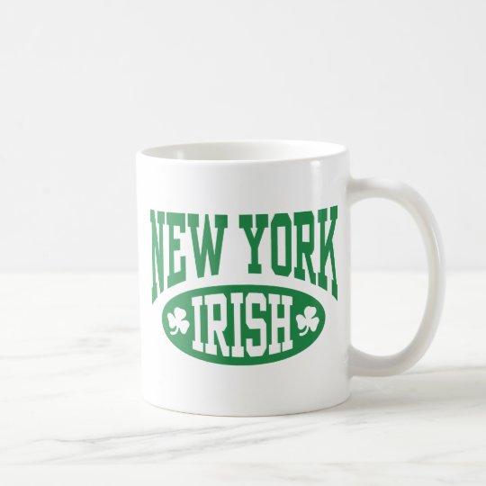 New York Irish Coffee Mug