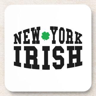 New York Irish Drink Coaster