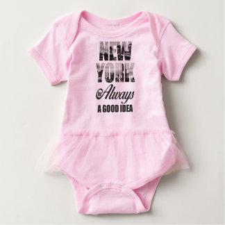 New York is Always a Good Idea Baby Bodysuit