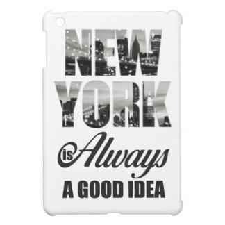 New York is Always a Good Idea Cover For The iPad Mini