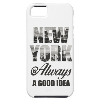 New York is Always a Good Idea iPhone SE/5/5s Case