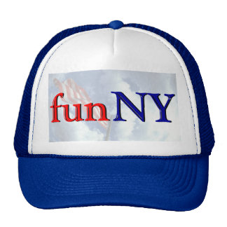 New York is Fun - funNY Hat