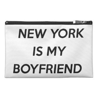 New York is my boyfriend. Bag