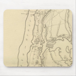 New York Island, Part of Long Island Mouse Pad