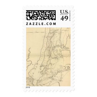 New York Island, Part of Long Island Postage