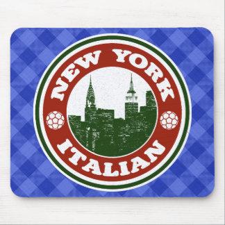 New York Italian American Mousemat Mouse Pad