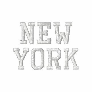 New York  Jersey AA Fleece Zip Hoodie