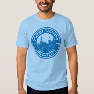 New York Jewish T-shirt