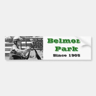 New York Jockey Manuel Franco Bumper Stickers