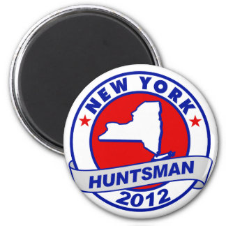 New York Jon Huntsman Fridge Magnet