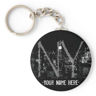 New York Key Chain Customized New York Souvenirs
