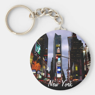 New York Key Chain Times Square City Lights Gifts
