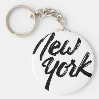 New York Key Chain